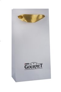 Torby papierowe laminowane reklamowe